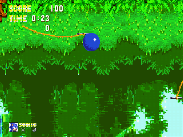 Sonic 3 Complete - Cut-Scene  - Wee - User Screenshot